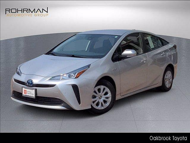 2020 Toyota Prius L Eco for sale in Westmont, IL
