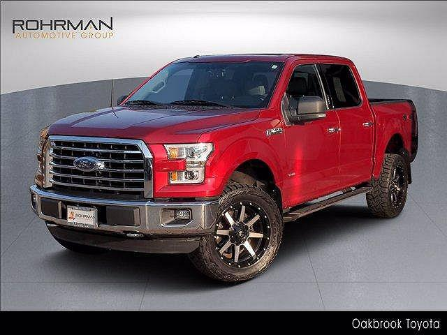 2016 Ford F-150 King Ranch for sale in Westmont, IL