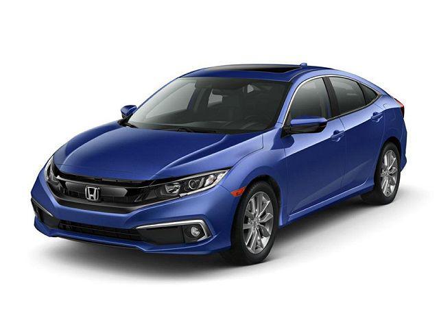 2019 Honda Civic Sedan EX for sale in New Bedford, MA