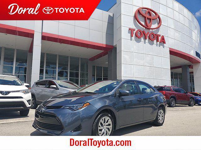 2019 Toyota Corolla LE for sale in Doral, FL