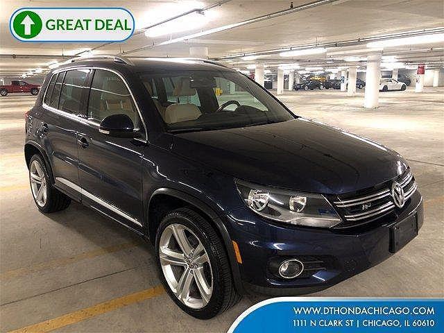 2016 Volkswagen Tiguan R-Line for sale in Chicago, IL