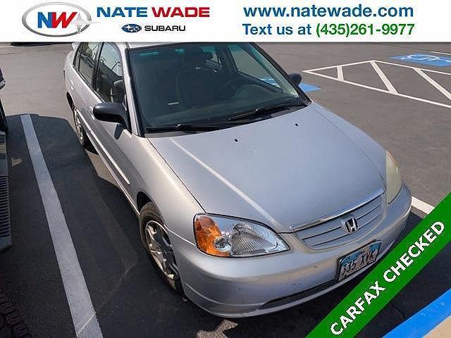 2002 Honda Civic LX for sale in Salt Lake City, UT