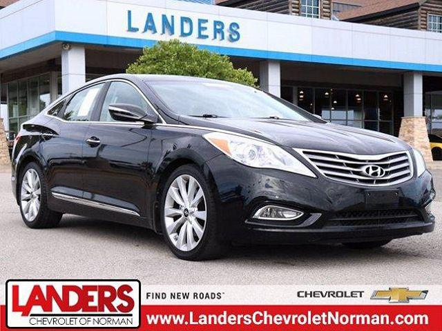 2014 Hyundai Azera Limited for sale in Norman, OK
