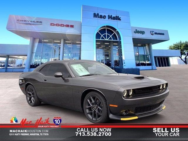 2021 Dodge Challenger R/T for sale in Houston, TX