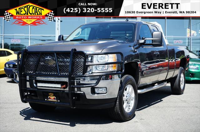 2011 Chevrolet Silverado 2500HD LTZ for sale in Everett, WA