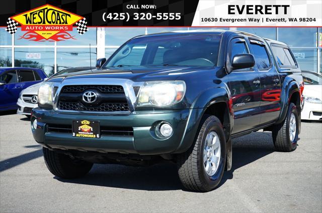 2011 Toyota Tacoma PreRunner for sale in Everett, WA