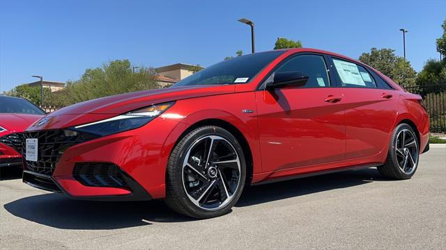2022 Hyundai Elantra N Line for sale in MORENO VALLEY, CA