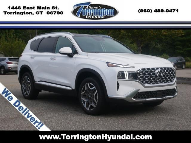 2022 Hyundai Santa Fe Limited for sale in TORRINGTON, CT