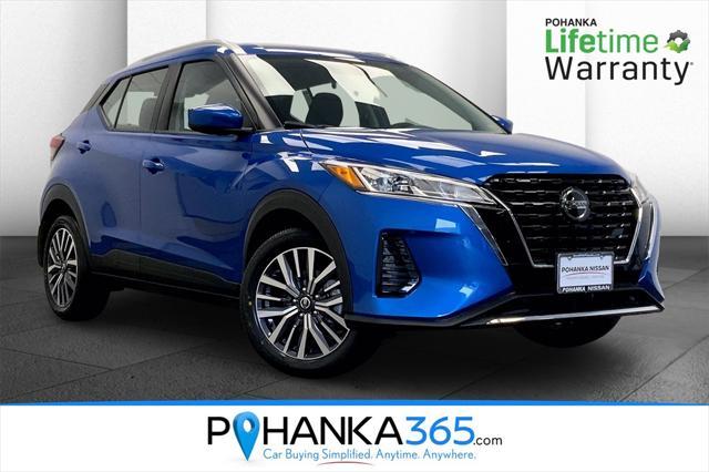 2021 Nissan Kicks SV for sale in Fredericksburg, VA