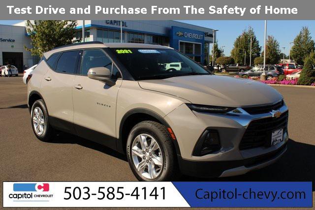 2021 Chevrolet Blazer LT for sale in Salem, OR
