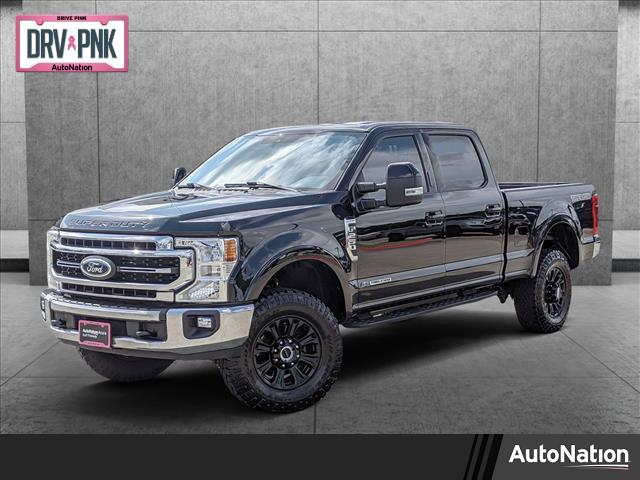 2020 Ford F-250 LARIAT for sale in Katy, TX