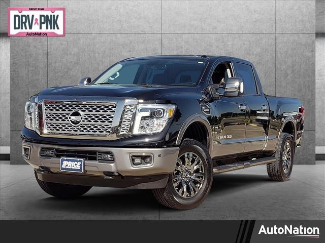 2018 Nissan Titan XD Platinum Reserve for sale in Arlington, TX
