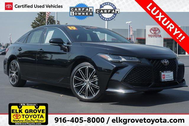 2019 Toyota Avalon Touring for sale in Elk Grove, CA