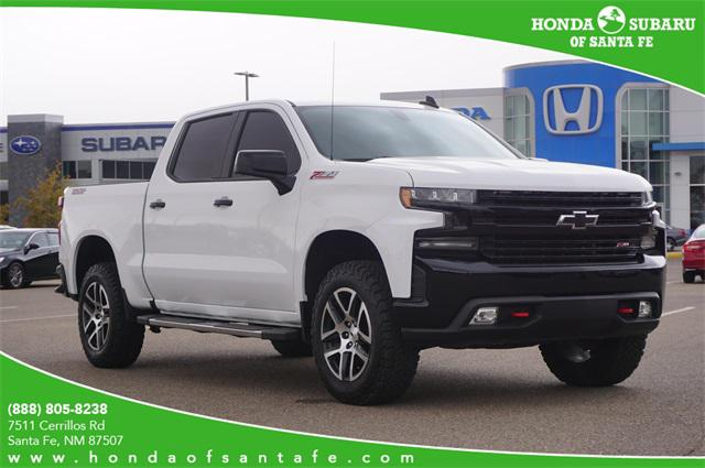 2019 Chevrolet Silverado 1500 LT Trail Boss for sale in Santa Fe, NM