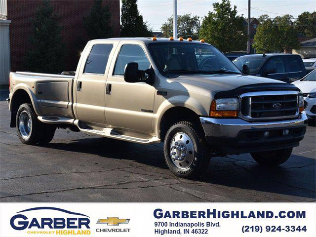 2001 Ford F-550 Lariat for sale in Highland, IN