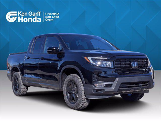 2021 Honda Ridgeline Black Edition for sale in Ogden, UT