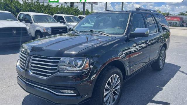 2015 Lincoln Navigator 2WD 4dr for sale in West Palm Beach, FL