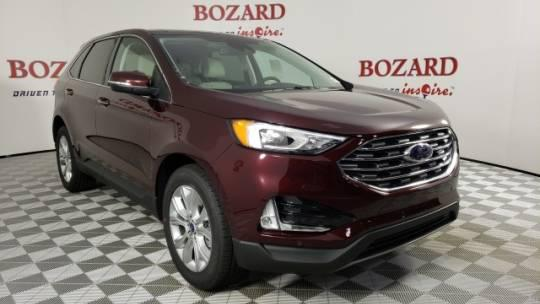 2021 Ford Edge Titanium for sale in Saint Augustine, FL