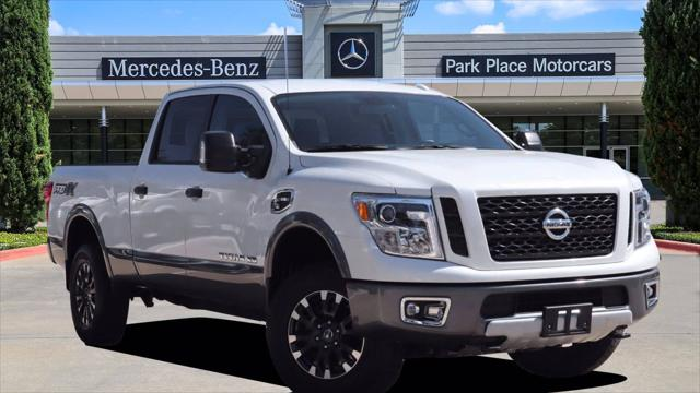 2019 Nissan Titan XD PRO-4X for sale in Fort Worth, TX