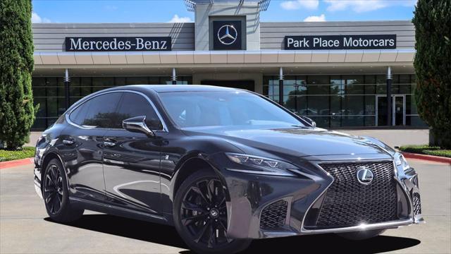 2018 Lexus LS LS 500 F Sport for sale in Fort Worth, TX