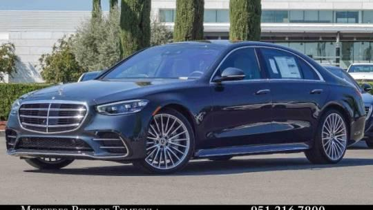 2021 Mercedes-Benz S-Class S 580 for sale in Temecula, CA