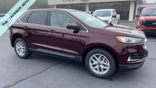 2021 Ford Edge SEL for sale in Royston, GA