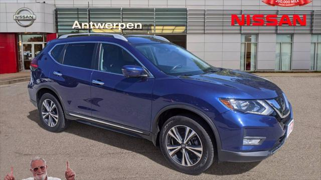 2017 Nissan Rogue SL for sale in Clarksville, MD