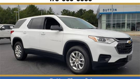 2021 Chevrolet Traverse LS for sale in Byron, GA
