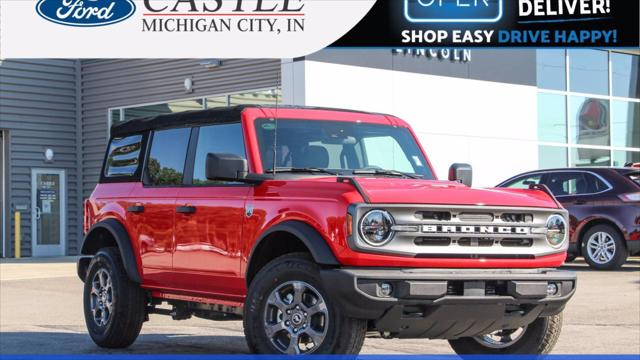 2021 Ford Bronco Big Bend for sale in Michigan City, IN