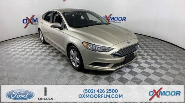 2018 Ford Fusion SE for sale in Louisville, KY
