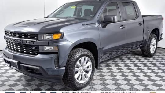 2021 Chevrolet Silverado 1500 Custom for sale in Ballwin, MO