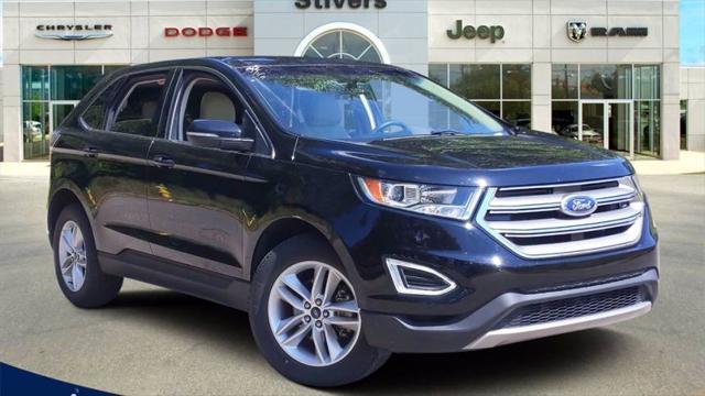 2017 Ford Edge SEL for sale in Prattville, AL