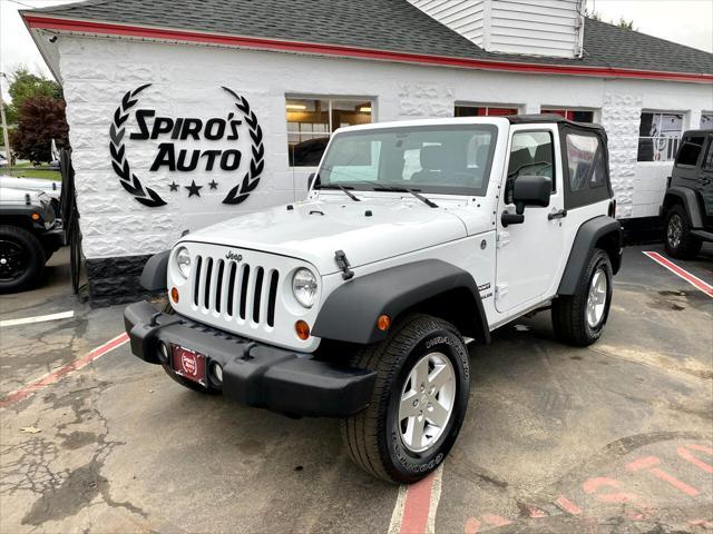 2011 Jeep Wrangler Sport for sale in Peabody, MA