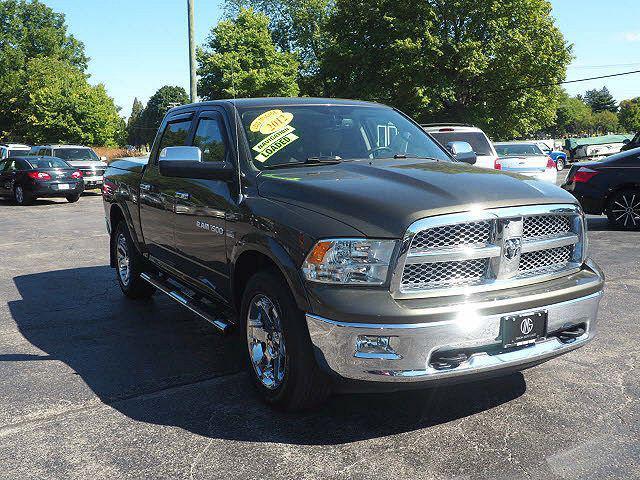 2012 Ram 1500 Laramie for sale in Belvidere, IL