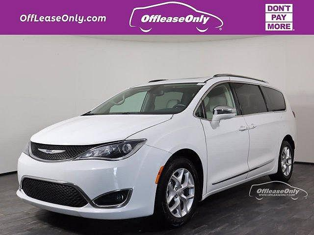 2020 Chrysler Pacifica Limited for sale in Orlando, FL