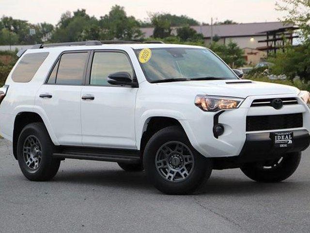 2020 Toyota 4Runner SR5/SR5 Premium/Limited/Nightshade/TRD Off Road/TRD Off Road Premium/TRD Pro/Venture for sale near Frederick, MD