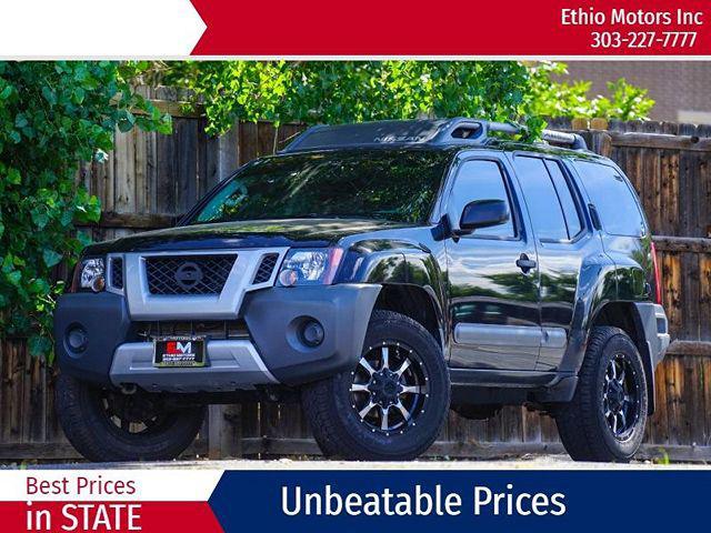 2015 Nissan Xterra S for sale in Aurora, CO
