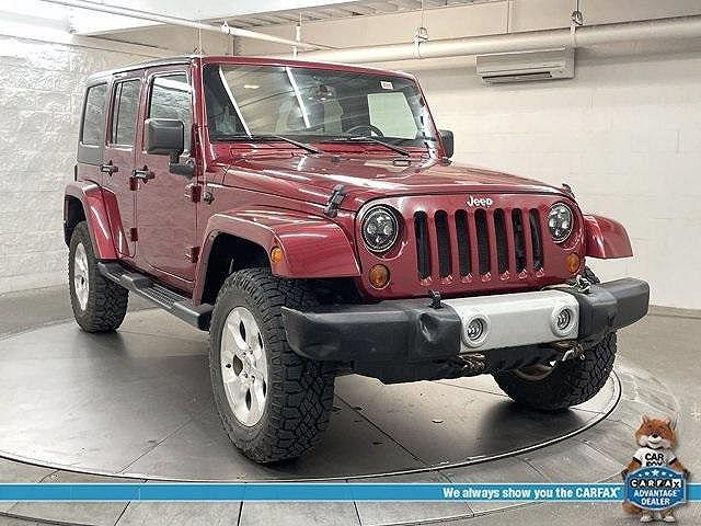 2013 Jeep Wrangler Unlimited Sahara for sale in Austin, TX