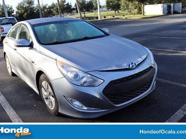 2015 Hyundai Sonata Hybrid 4dr Sdn for sale in Ocala, FL