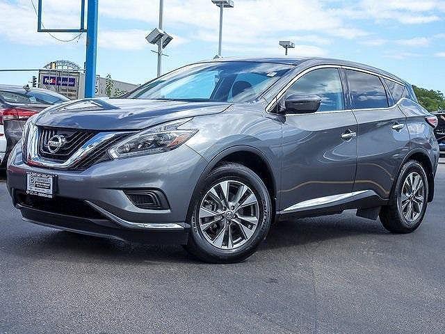 2018 Nissan Murano S for sale in Niles, IL