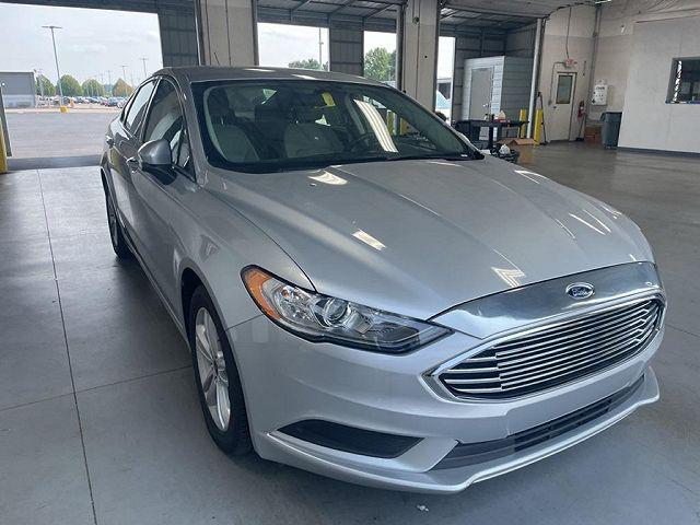2018 Ford Fusion SE for sale in Groveport, OH