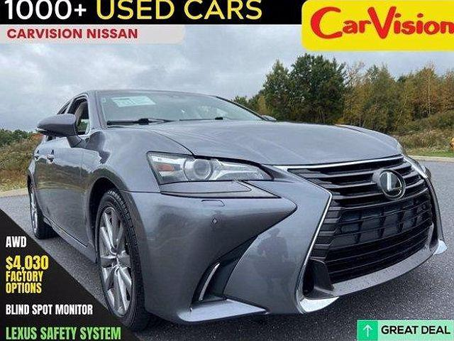2016 Lexus GS 350 4dr Sdn AWD for sale in Hazleton, PA