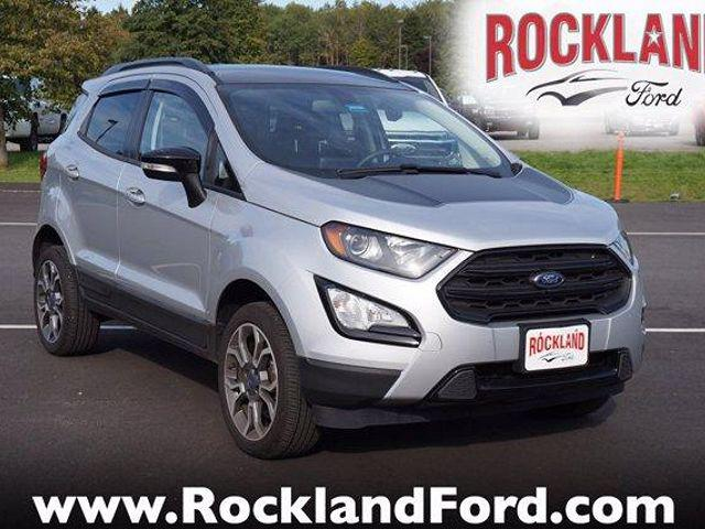 2020 Ford EcoSport SES for sale in Thomaston, ME