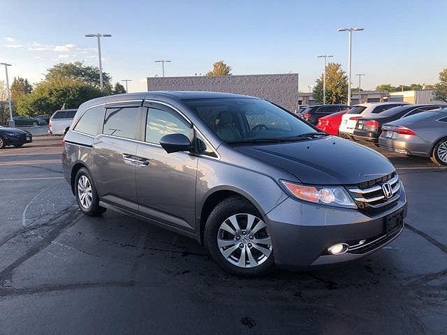 2014 Honda Odyssey EX-L for sale in Naperville, IL