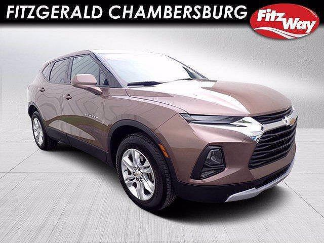 2019 Chevrolet Blazer AWD 4dr for sale in Frederick, MD