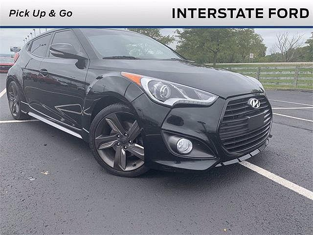 2015 Hyundai Veloster Turbo for sale in Miamisburg, OH