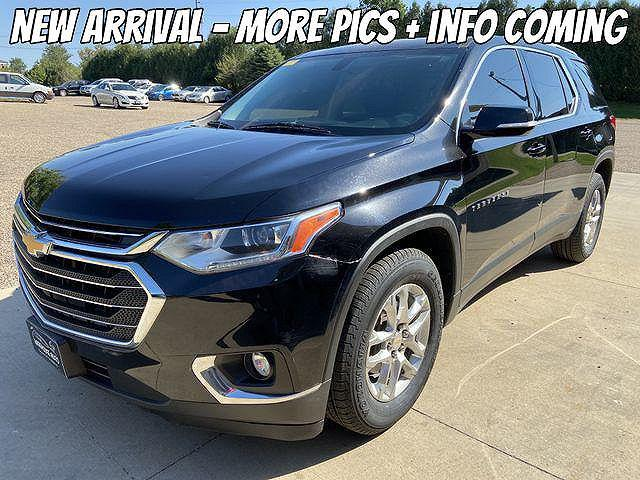 2019 Chevrolet Traverse LT Cloth for sale in Swisher, IA