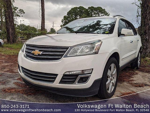 2015 Chevrolet Traverse LTZ for sale in Fort Walton Beach, FL