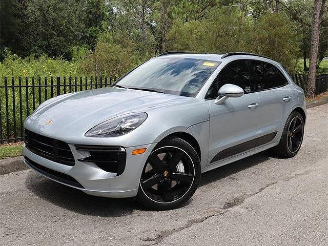 2020 Porsche Macan Turbo for sale in Tampa, FL