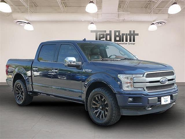 2018 Ford F-150 Platinum for sale in Chantilly, VA
